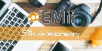 インターネット写真販売&総合ECサイトシステムEMiiは5周年!